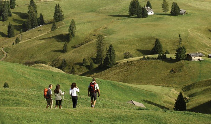 Anything a nature lover can desire - Hiking on the Alpe di Siusi